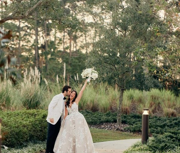 Elegant Jewish Wedding at Four Seasons Resort