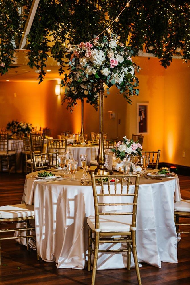 St Pete Sunken Gardens Wedding Reception