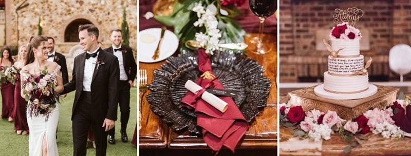 August 20 Color Palette Wedding - A Chair Affair