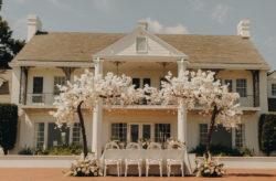 Adams Estate Styled Wedding Shoot