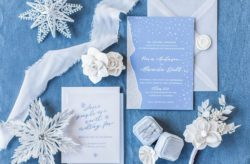 Frozen Inspired Wedding at Haus 820