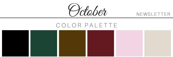 October Color Palette 20 - A Chair Affair