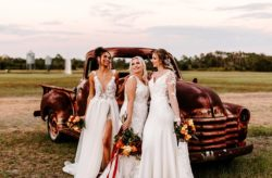 Fall in Love Wedding Styled Shoot at The Enchanting Barn