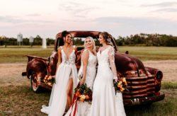 Fall in Love Wedding Styled Shoot at The Enchanting Barn