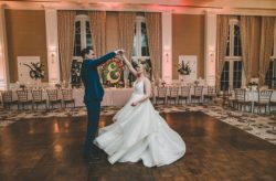 Country Club of Orlando Winter Wedding
