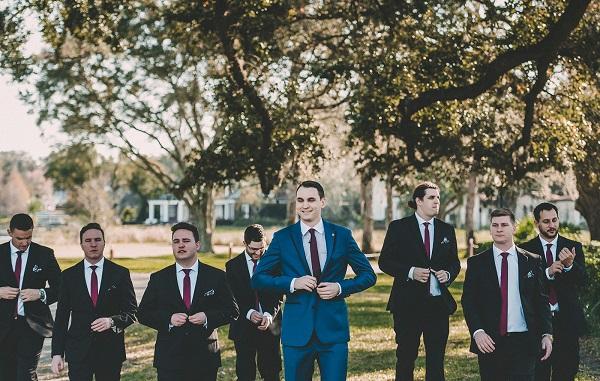 Winter Wedding-Country Club of Orlando-A Chair Affair