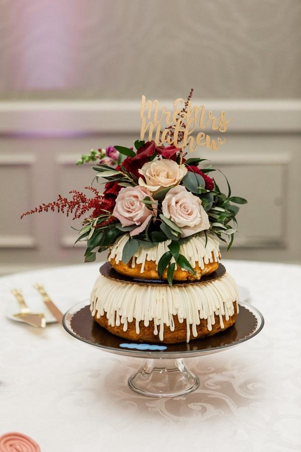 A Chair Affair-Militza and Zubin-burgundy and ivory wedding