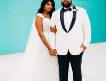 January Monthly Wedding Rental Winners