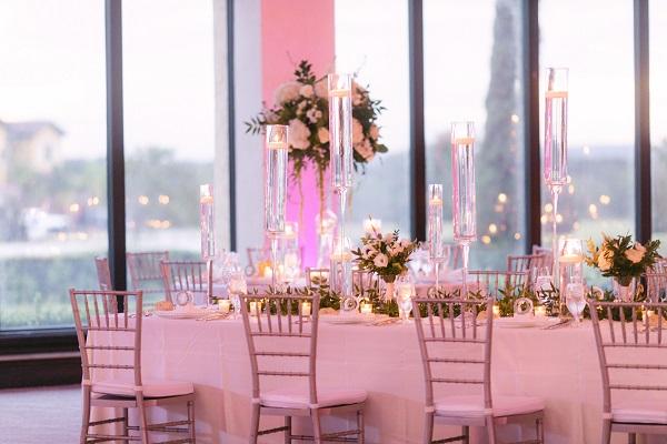 A Chair Affair-Bella Collina Modern Emerald Wedding