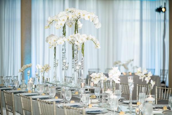 Bella Collina-Blue and Silver Royal Wedding-A Chair Affair