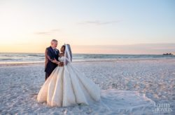 Winter St. Pete Beach Wedding
