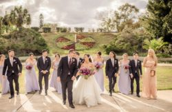 Romantic Leu Garden Wedding