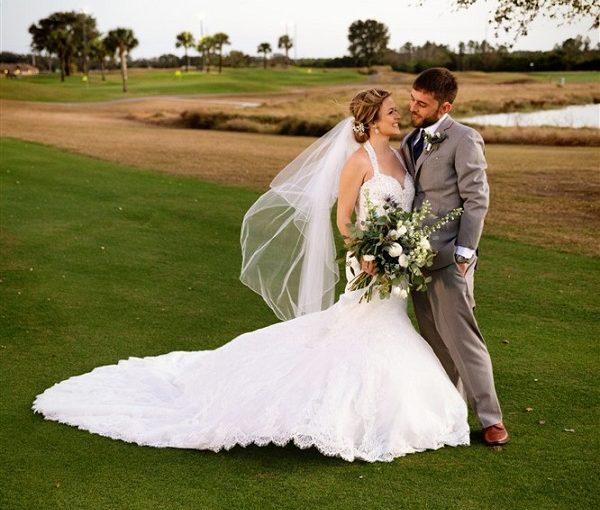 Omni Resort Sunset Wedding