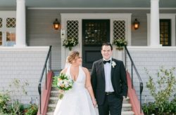 Orange and Greenery Wedding at The Orlo