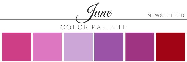 June 21 Color Palette - A Chair Affair