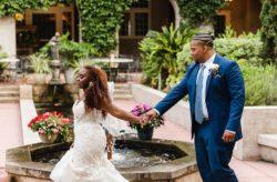 Romantic Sydonie Mansion Wedding