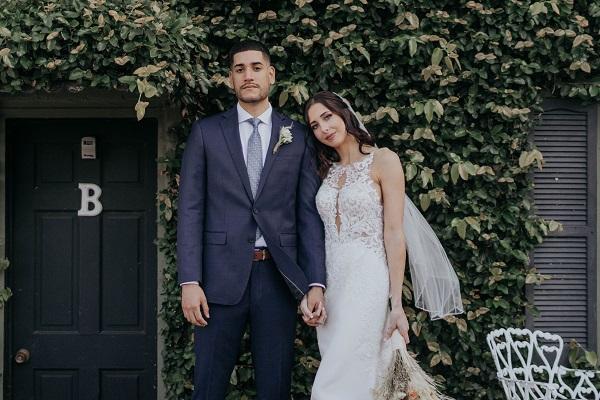 DIY Bohemian Wedding on Lake Fairview